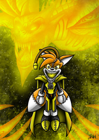 Parallax Tails Doll by Berty-J-A