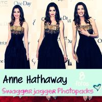 Photopack Anne Hathaway  *w* by MicaEdiitions