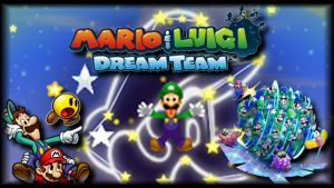 Mario and Luigi RPG 4: Dream Team *My Custom Icon* by MultiShadowYoshi