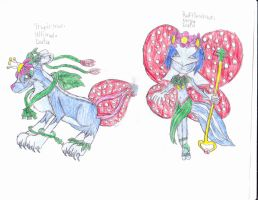 htf digimon petunia part 2 by anolelightdragon