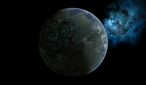 Forerunner Planet by 77Mynameislol77