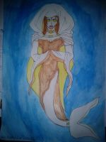 holy mermaid by daylover1313