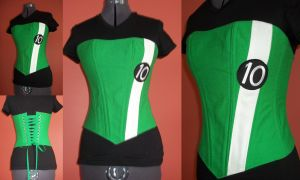 Gender - get bent!  Ben 10 Corset by elecktrum