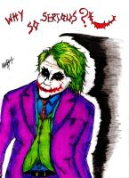 The Joker by GIAN092
