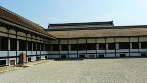 Imperial Palace Kyoto 4 by thecomingwinter