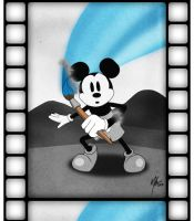 Epic Mickey by mrdeflok