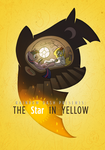 'RDP: The Star in Yellow' Poster by petirep