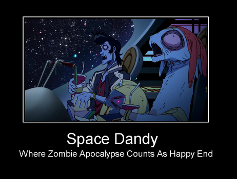 Space Dandy by Andarion
