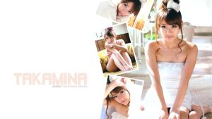 Takamina Wallpaper 001 by yic
