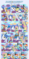 Dash Academy Chapter 7 - Free Fall #5 by SorcerusHorserus