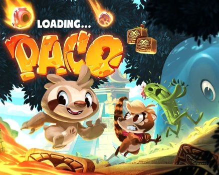 Paco loading screen by VBagi