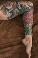 Leg (Inside) photo by Chad Emerson by artistryofchamelia