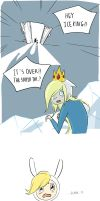 Adventure time 5x01 by auguastee23