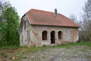 The abandoned house by darkoantolkovic