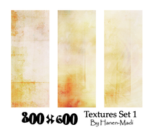 Large Textues Set 1 by Hanen-Madi