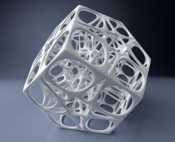 dodecahedron by spoudastis