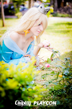 Rosalina by Calendario-Cosplay