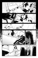 HACK/SLASH issue #23 - pag 3 by elena-casagrande