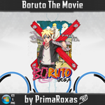 Boruto The Movie Anime Icon by PrimaRoxas