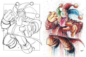 The Cyjester by Rob Duenas by Estonius