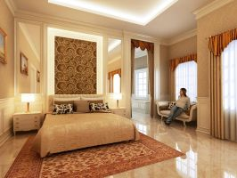 Master Bedroom Graha-2 by CallsterShade