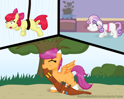 CMC trying to get their marks by DespisedAndBeloved