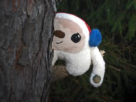 *SOLD* Yeti Plush by Panda-Prune