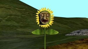 Mr Sunflower by Andywilson92