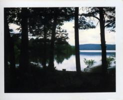 lake by film400
