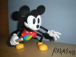 Epic Mickey Mouse by roxas431