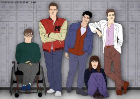 The Breakfast Club by Riverance