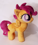 Scootaloo Plush by buttsnstuff