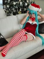 Christmas 2011 Cosplay by ultraspank