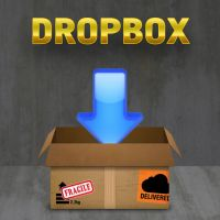 Dropbox Icon by cavemanmac
