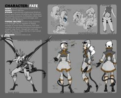 Character Sheet: Fate by Skarita