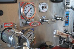 Pump Panel by KEArnold