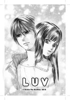 LUV by Archie-The-RedCat
