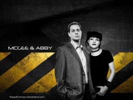 McGee and Abby2 by KissofCrimson