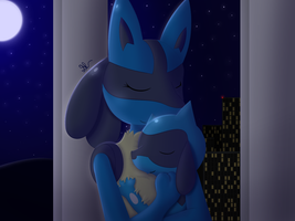 Motherly Affection by SnivyLover4125