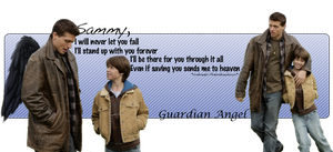 Sam's Guardian Angel by MakeshiftShakedown