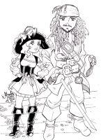 Pirateando Manga by alexandramattos83