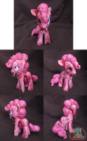 Zombie Pinkie Pie Custom by Amandkyo-Su