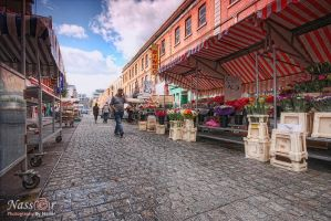Flowers Market by NasserTone