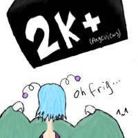 2000+ Pageviews??? by Ms-Silver