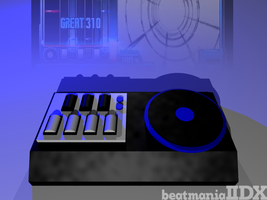 7 Keys and a Turntable by Stareon