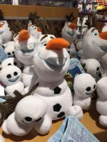 ( Frozen Fever ) Olaf and Snowgies Plushies by KrazyKari