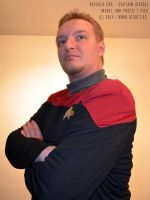 Star Trek: Voyager Captain (STOCK)5 by Joran-Belar