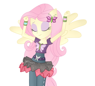 Fluttershy - Dance Magic by Summer2002