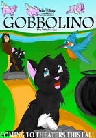 Gobbolino, the Witch's Cat by RadSpyro