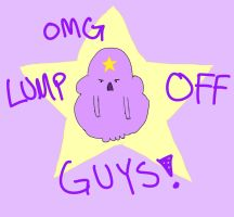 Lumpy Space Princess! by nightpooll